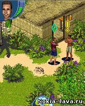 Скриншот №3 к игре Sims 2: Castaway / Симс 2: Построй новую жизнь