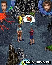 Скриншот №1 к игре Sims 2: Castaway / Симс 2: Построй новую жизнь