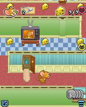 Скриншот №3 к игре Том и Джерри: Мышиный Обман