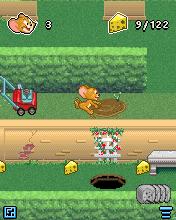 Скриншот №2 к игре Том и Джерри: Мышиный Обман