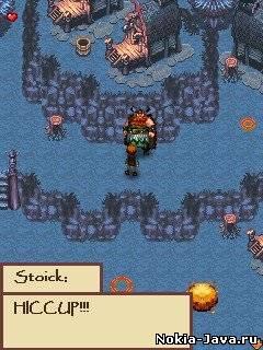 Скриншот №2 к игре Как приручить дракона