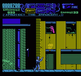 Скриншот №2 к игре Робот-полицейский 3 в 1