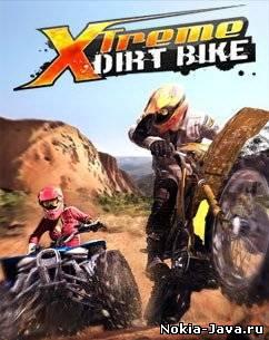 X-treme Dirt Bike / Off-Road Dirt Motocross