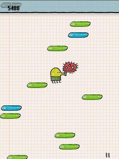 Скриншот №3 к игре Doodle Jump
