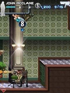 Скриншот №1 к игре Крепкий орешек 5